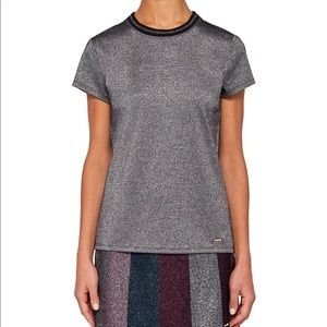 Ted Baker Colour By Numbers Emelle Glitter T-shirt